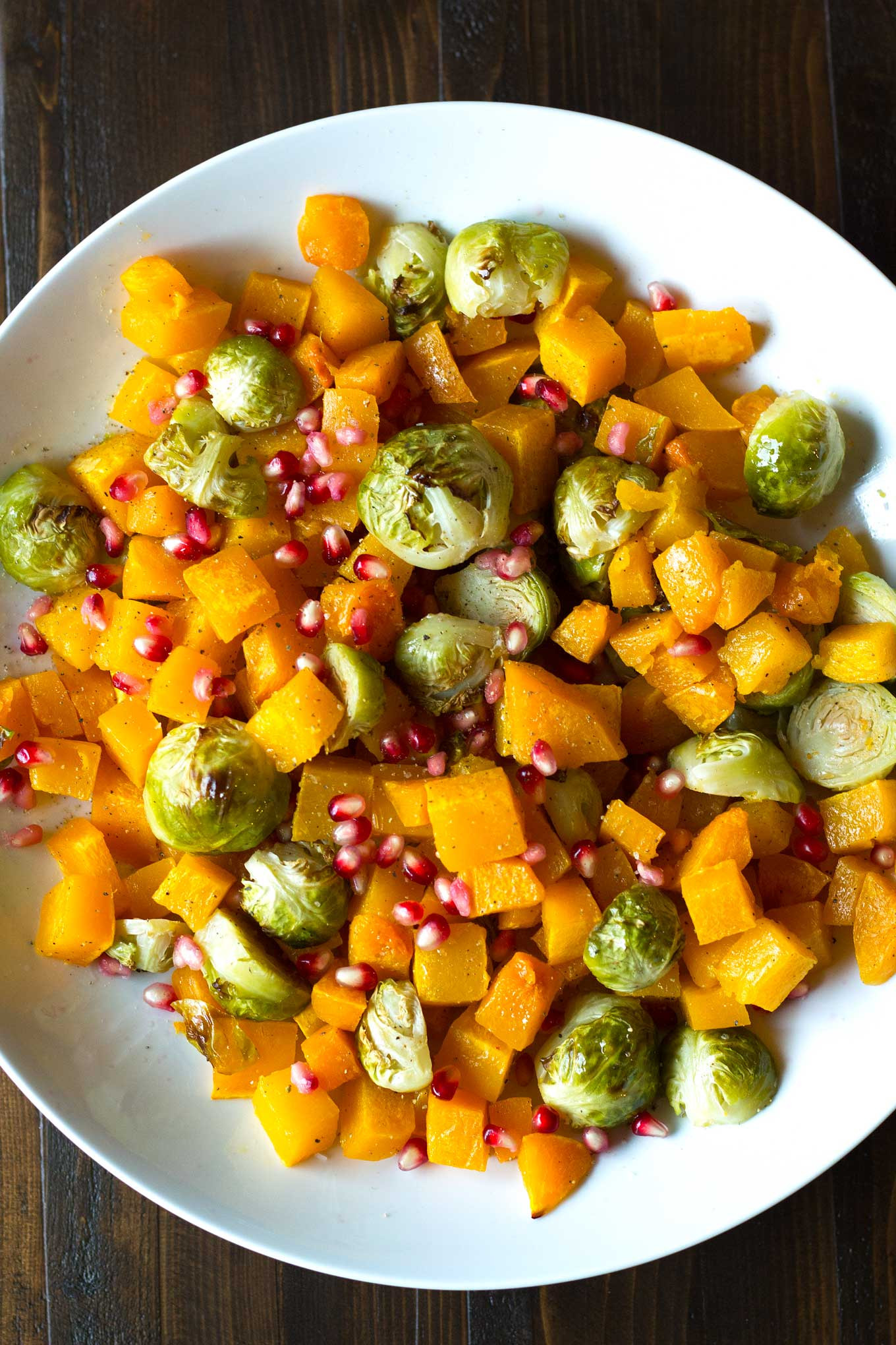 Fall Roasted Vegetables  Fall Roasted Ve ables
