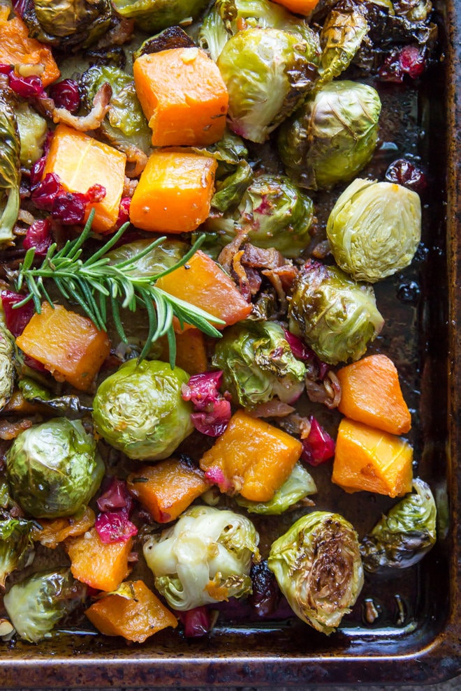 Fall Roasted Vegetables  Harvest Roasted Ve ables Recipe