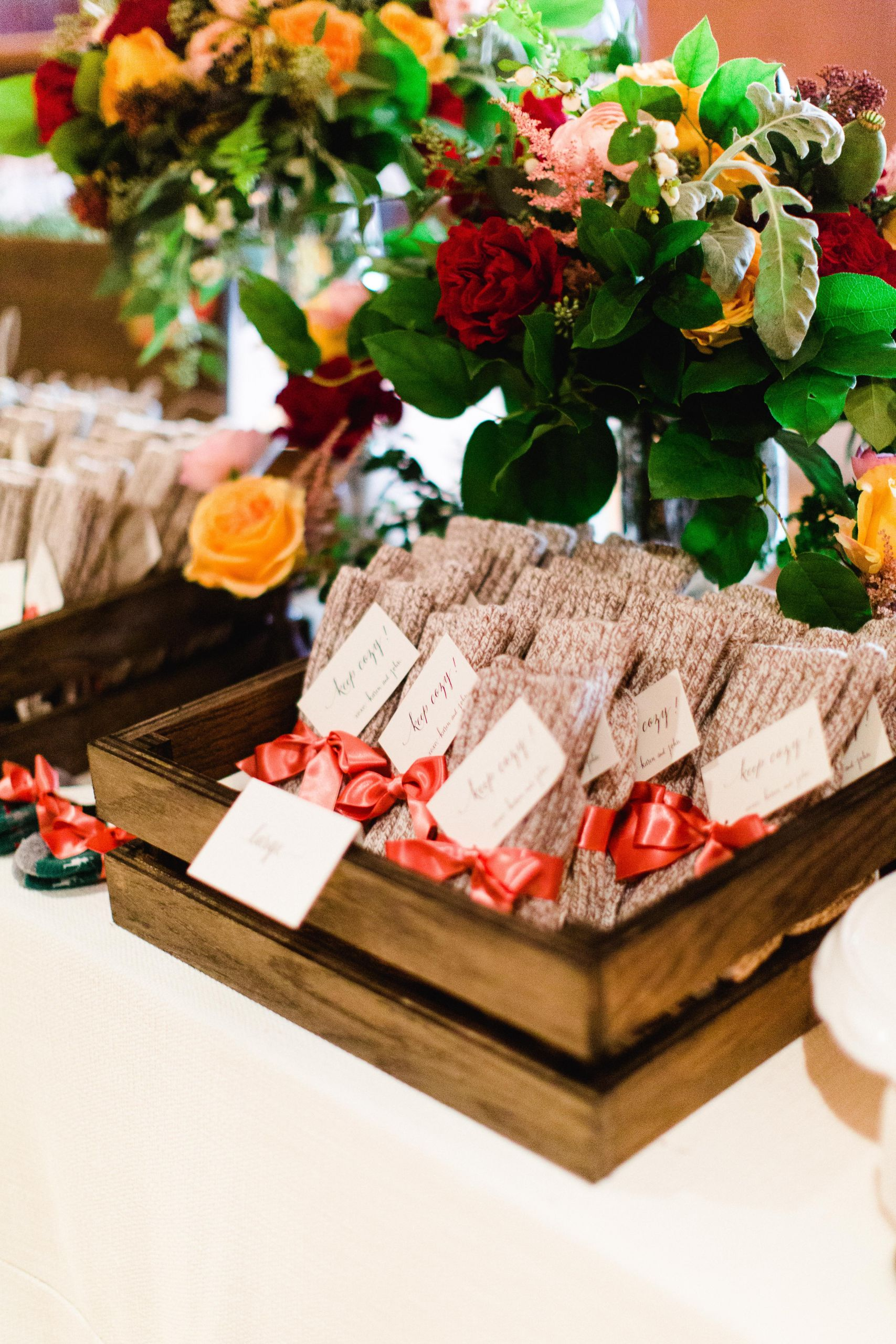 Fall Wedding Favors  34 Festive Fall Wedding Favor Ideas