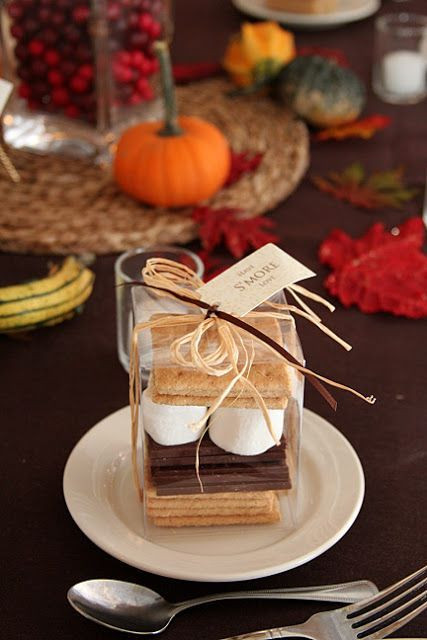 Fall Wedding Favors  Fall Wedding Favors 24 Original and Affordable Ideas You