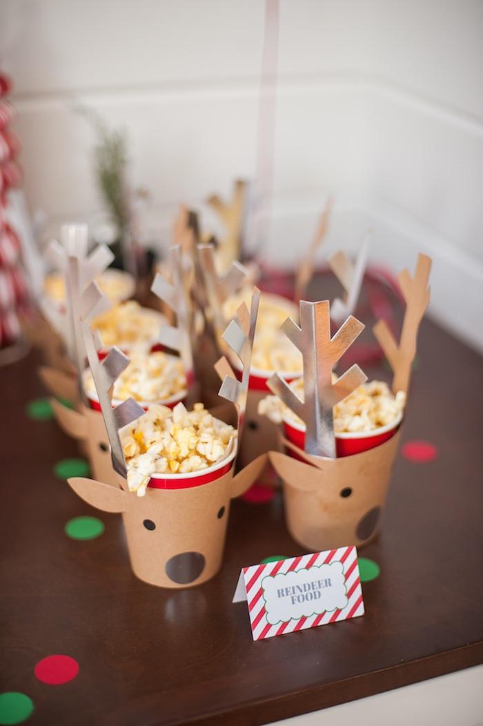 Family Holiday Party Ideas  Kara s Party Ideas Be Merry Christmas Party