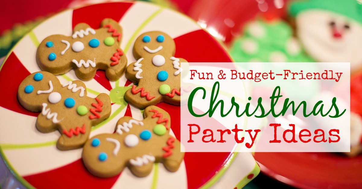 Family Holiday Party Ideas  10 Christmas Party Ideas