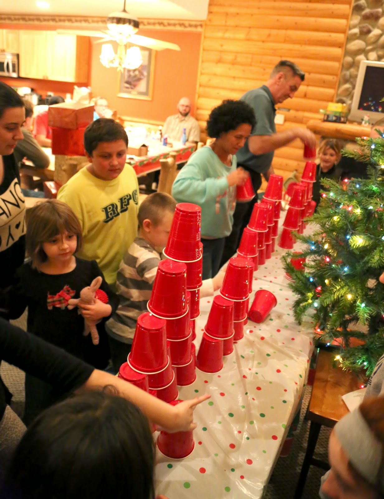 Family Holiday Party Ideas  Notable Nest Fun Family Christmas Party Games to Try