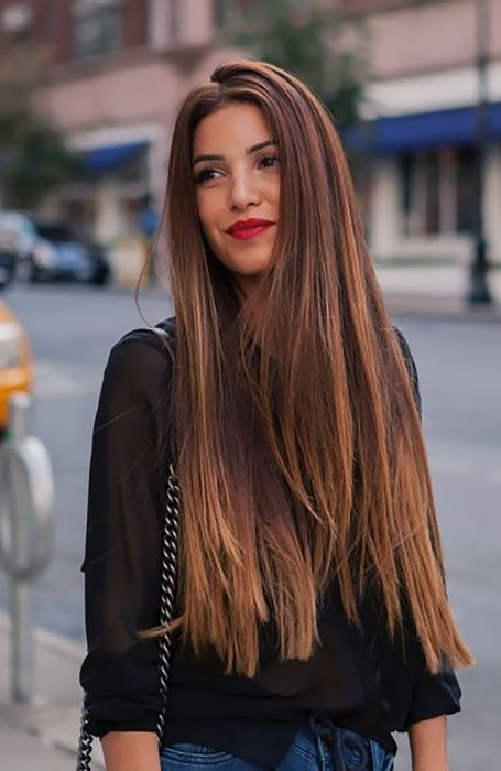 Female Long Haircuts  17 Trendy Long Hairstyles for Women in 2020 The Trend