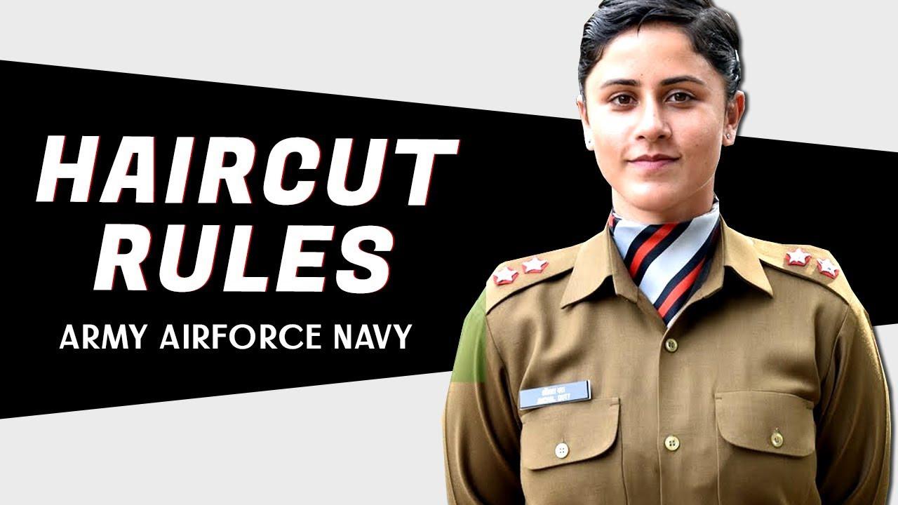 Female Navy Haircuts  Army Short Hair Female Wavy Haircut
