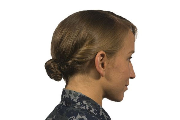 Female Navy Haircuts  Navy Issues New Hairstyle Policies for Female Sailors
