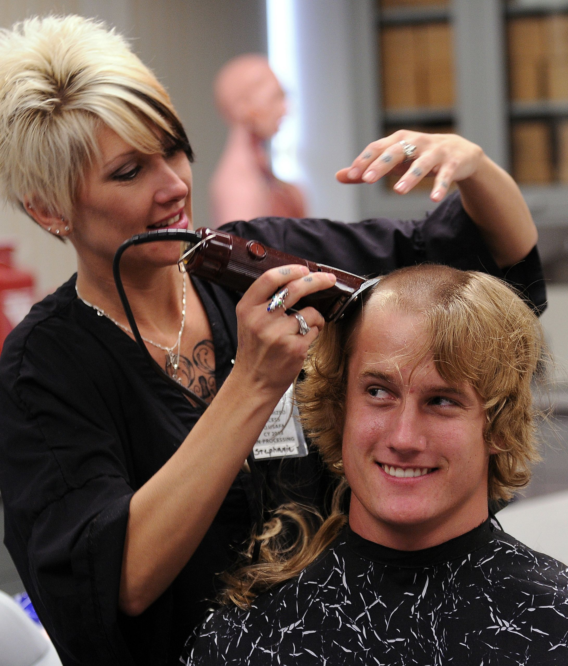Female Navy Haircuts  Know Your Military Member By Haircut – The Military Spouse