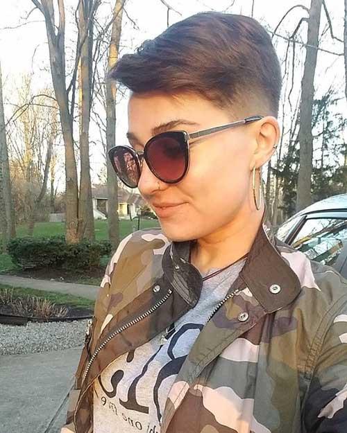 Female Navy Haircuts  40 LATEST SHORT HAIRCUTS FOR WOMEN crazyforus