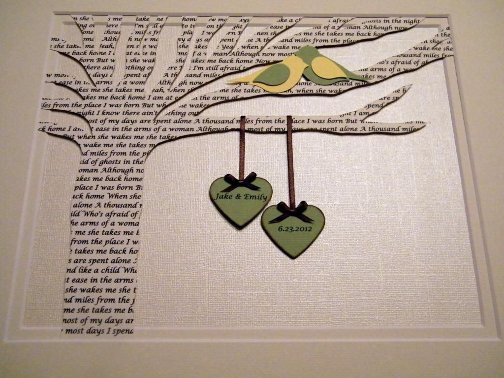 First Anniversary Gift Ideas For Couple From Parents  1st Wedding Anniversary Gift Ideas For A Couple