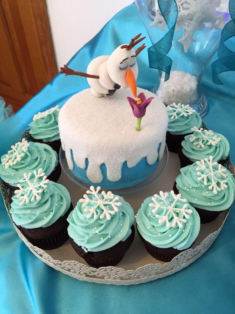 "Frozen Birthday Cake Ideas  Cake Inspiration ""Frozen"""