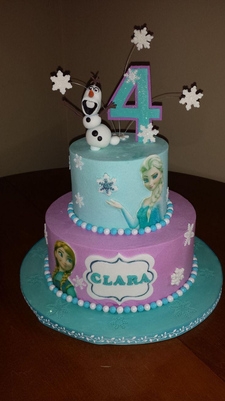 Frozen Birthday Cake Ideas  Southern Blue Celebrations Frozen Party Cake Ideas