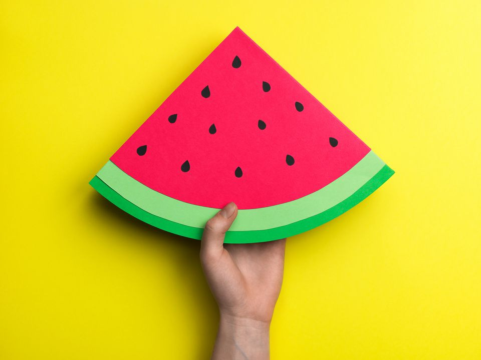 Fruit Crafts For Toddlers  8 Summer Fruit Crafts for Kids