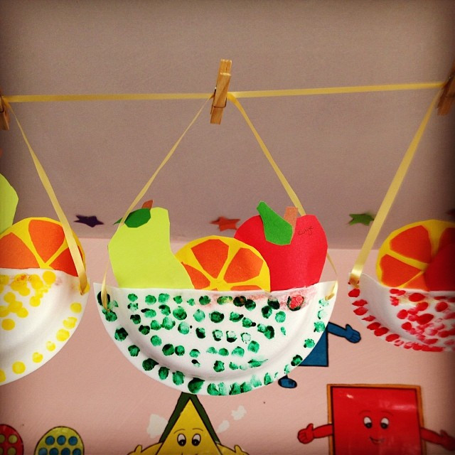 Fruit Crafts For Toddlers  Crafts Actvities and Worksheets for Preschool Toddler and