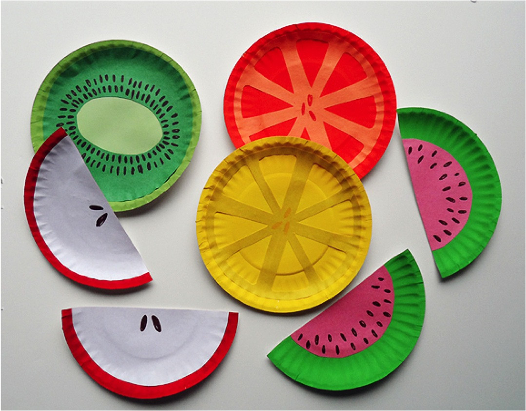 Fruit Crafts For Toddlers  10 fabulous fruit crafts for kids