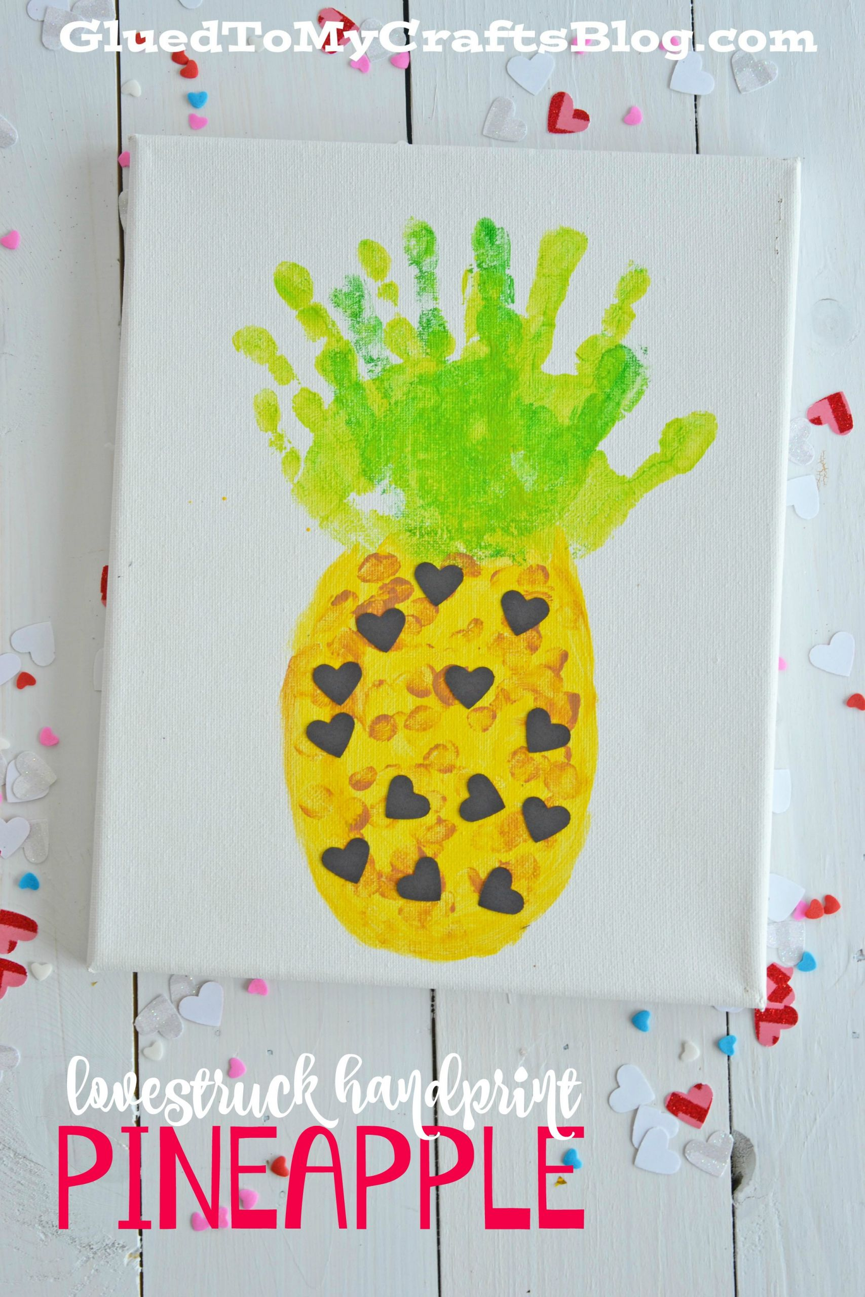 Fruit Crafts For Toddlers  Fruit Crafts and Treats The Idea Room