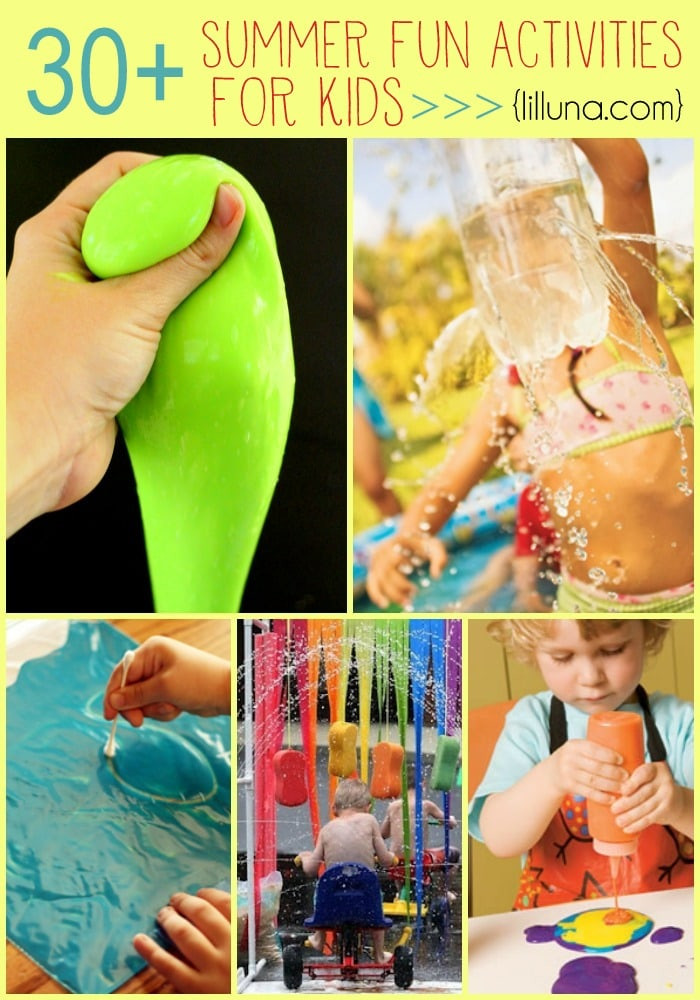 Fun Projects For Toddlers  Summer Boredom Buster Popsicle Jar