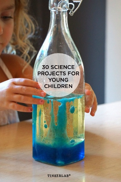 Fun Projects For Toddlers  Science Projects for Kids