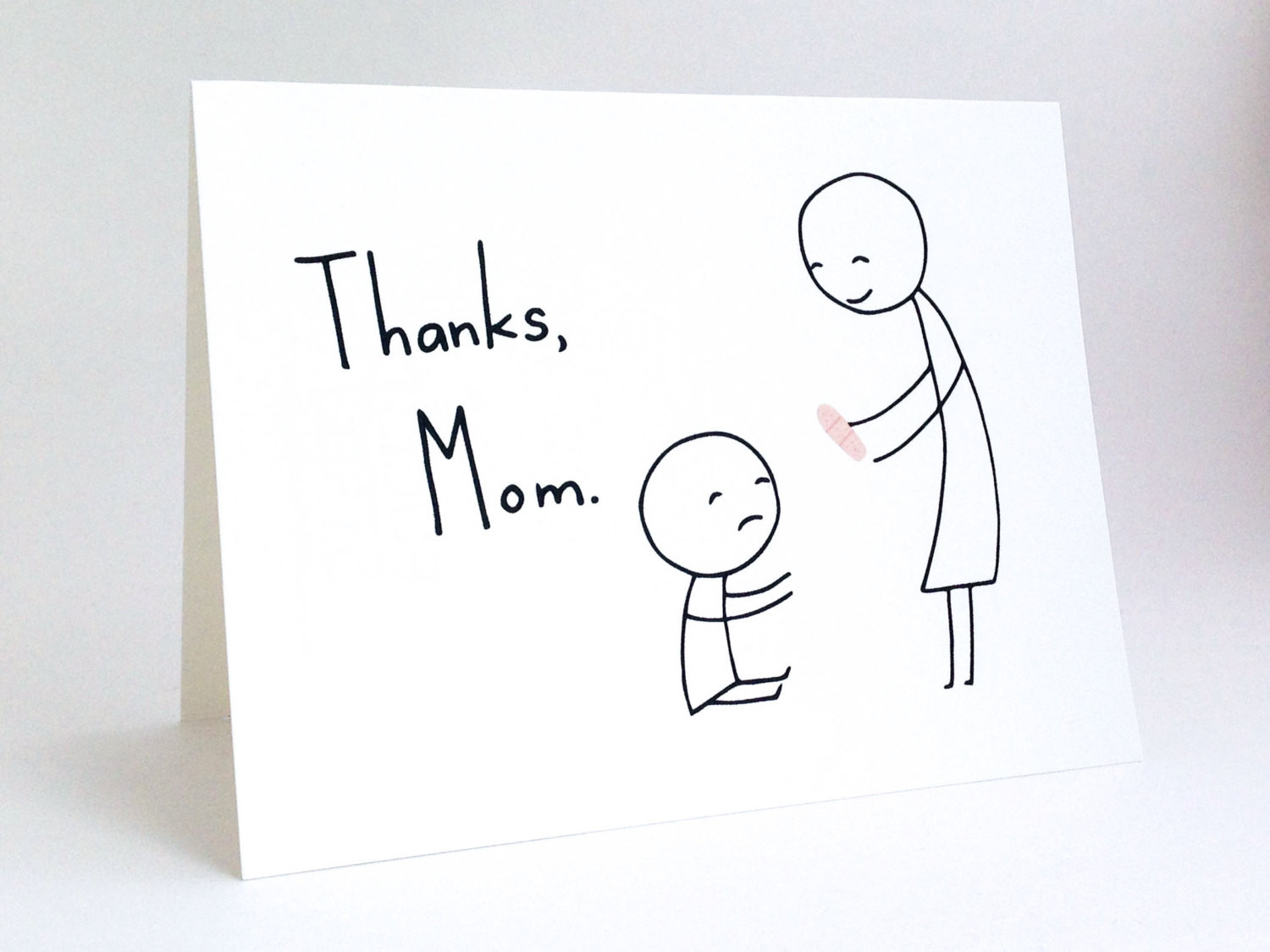 Funny Birthday Card For Mom  Cute Mother s Day Card Funny Birthday Card for Mom