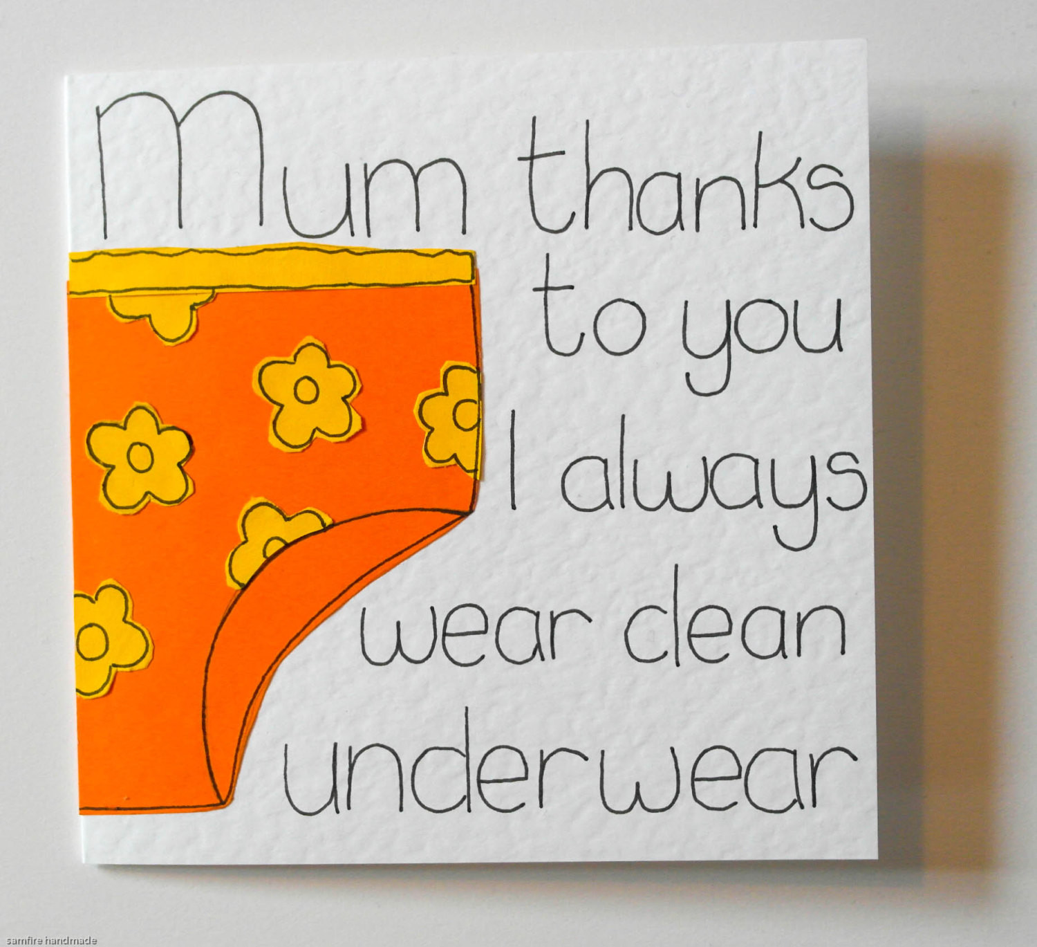 Funny Birthday Card For Mom  Mothers Day card Mum funny birthday card card for mom