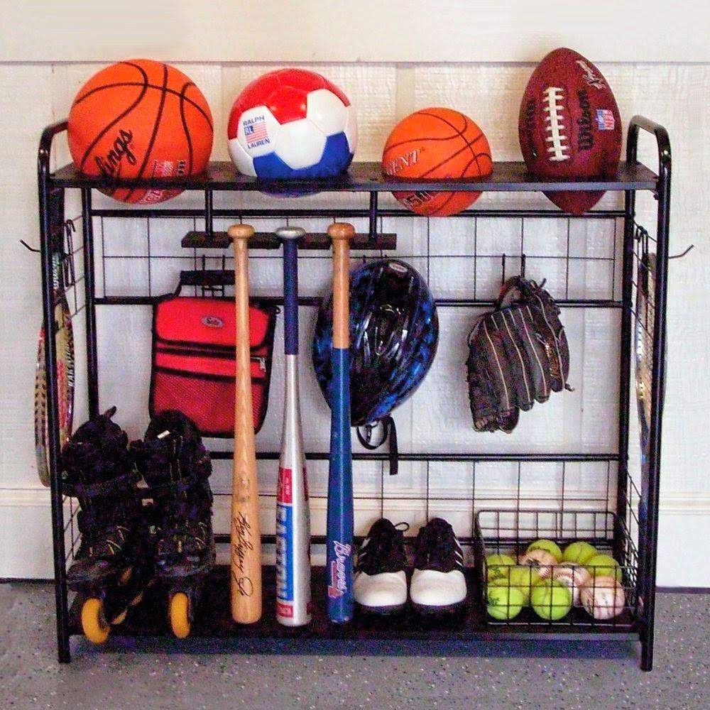 Garage Sports Organizer  11 Organized Father s Day Gifts