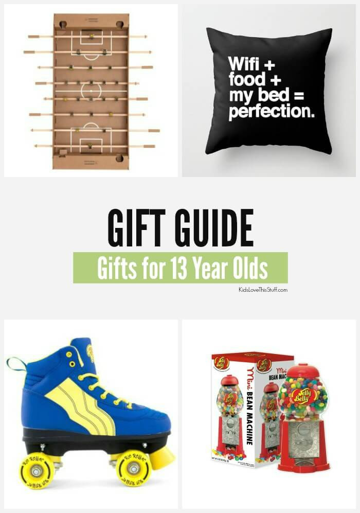 Gift Ideas 13 Year Old Boys  22 of the Best Birthday and Christmas Gift Ideas for 13