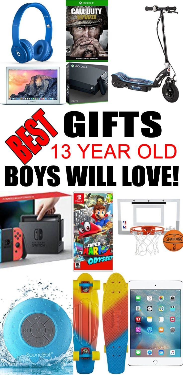 Gift Ideas 13 Year Old Boys  Best Toys for 13 Year Old Boys