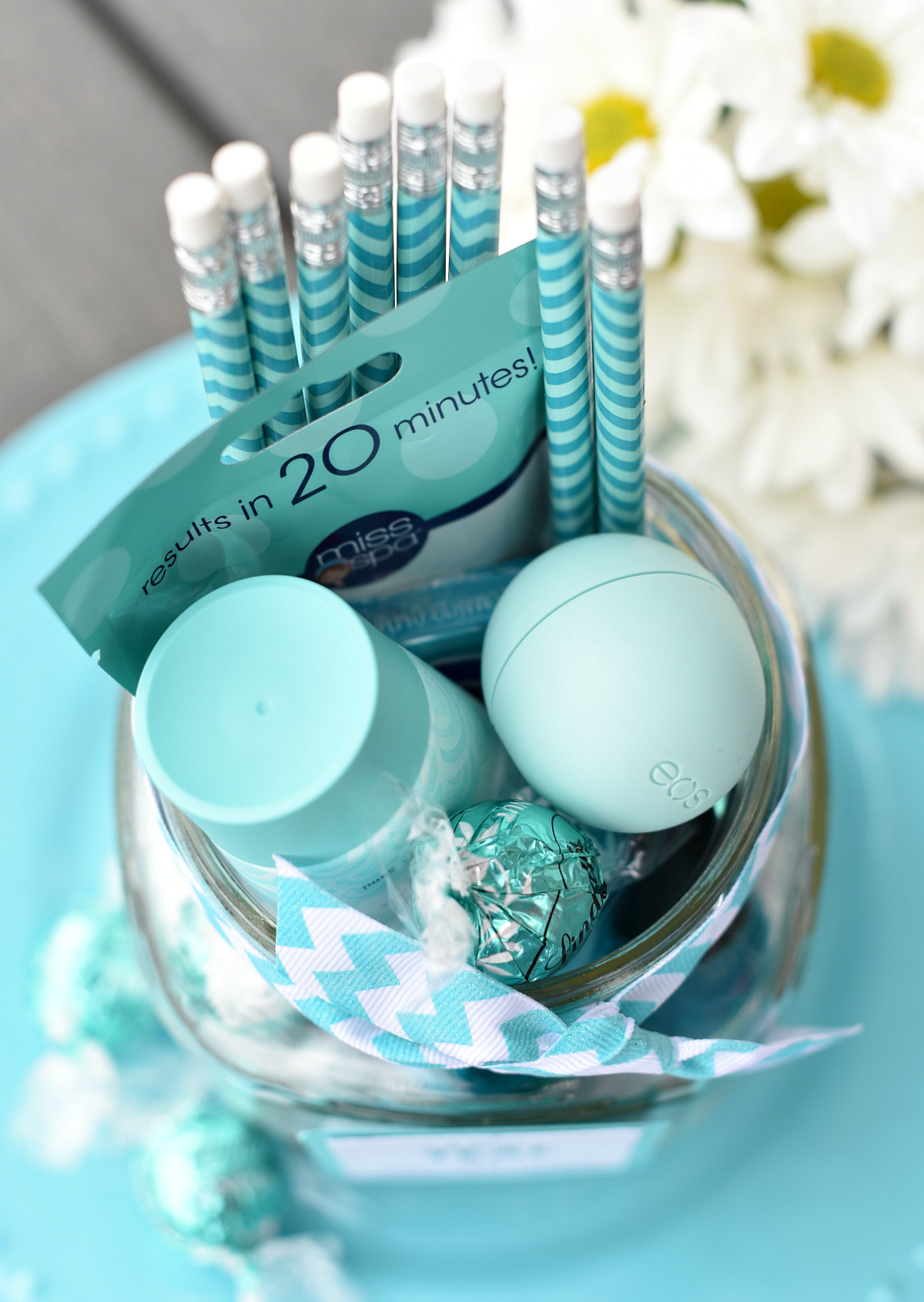 Gift Ideas For Best Friends  Teal Birthday Gift Idea for Friends – Fun Squared
