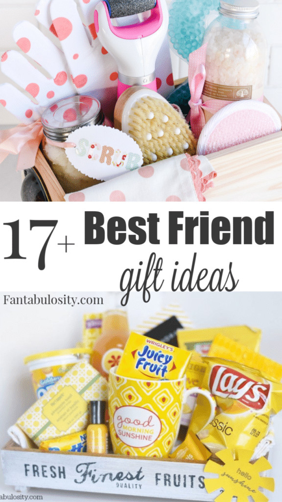 Gift Ideas For Best Friends  Best Friend Birthday Gifts that she ll actually LOVE