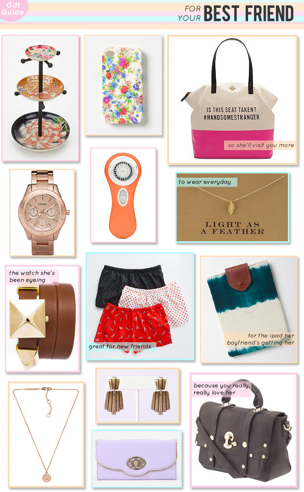 Gift Ideas For Best Friends  Gift Ideas for Your Best Friend