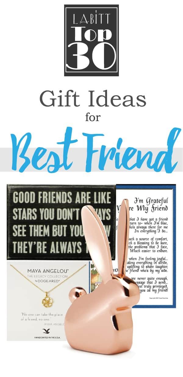Gift Ideas For Best Friends  Top 30 Best Friend Gift Ideas [Updated Sept 2017