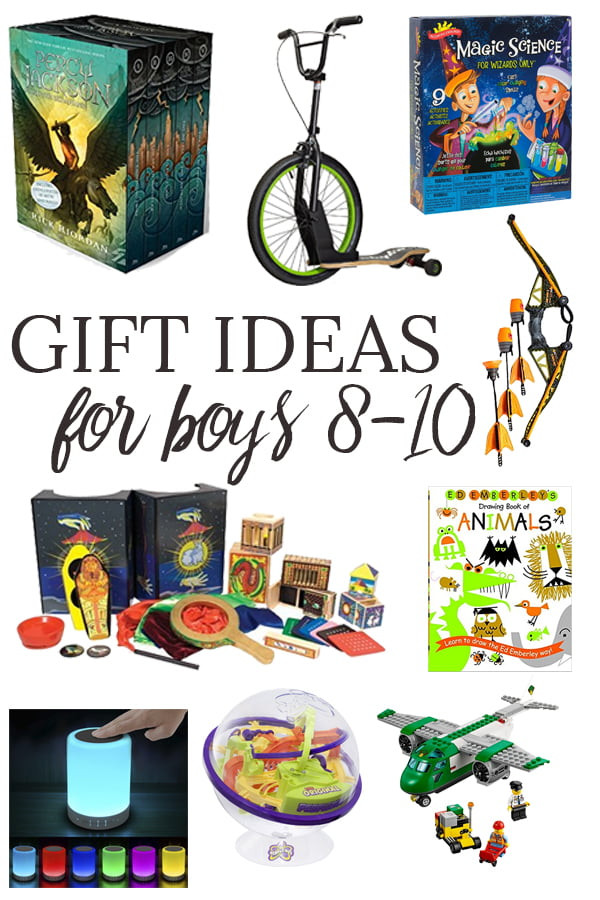 Gift Ideas For Boys 10  Gift Ideas for Boys Ages 8 10