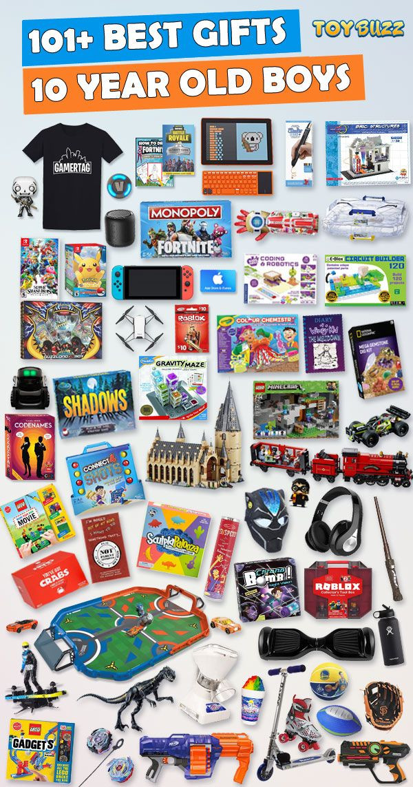 Gift Ideas For Boys 10  Gifts For 10 Year Old Boys 2019 – List of Best Toys