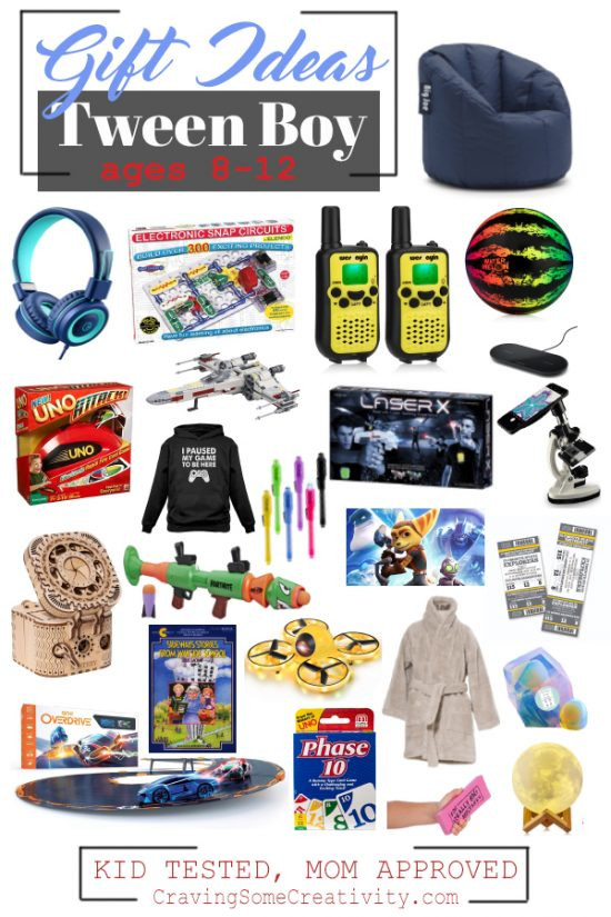 Gift Ideas For Boys 10  Best Gifts For Tween Boys Age 10 to 12