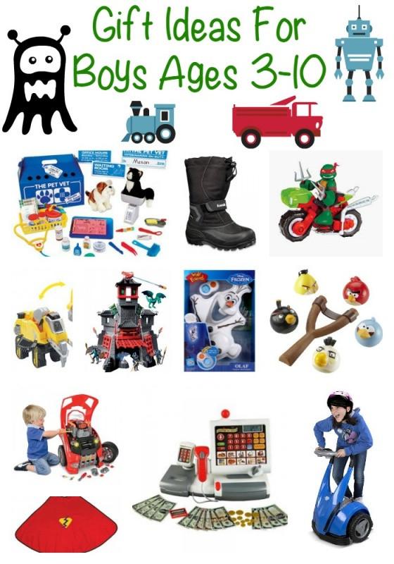 Gift Ideas For Boys 10  Christmas Gift Ideas For Boys