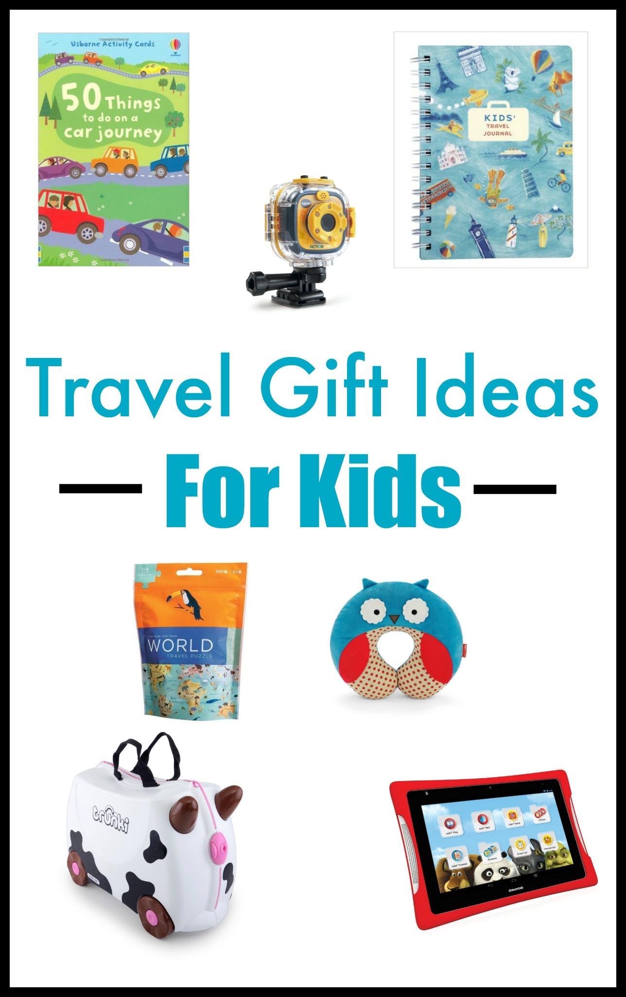 Gift Ideas For Children  Gift Guide for Traveling Kids l Travel Gift Ideas For Kids