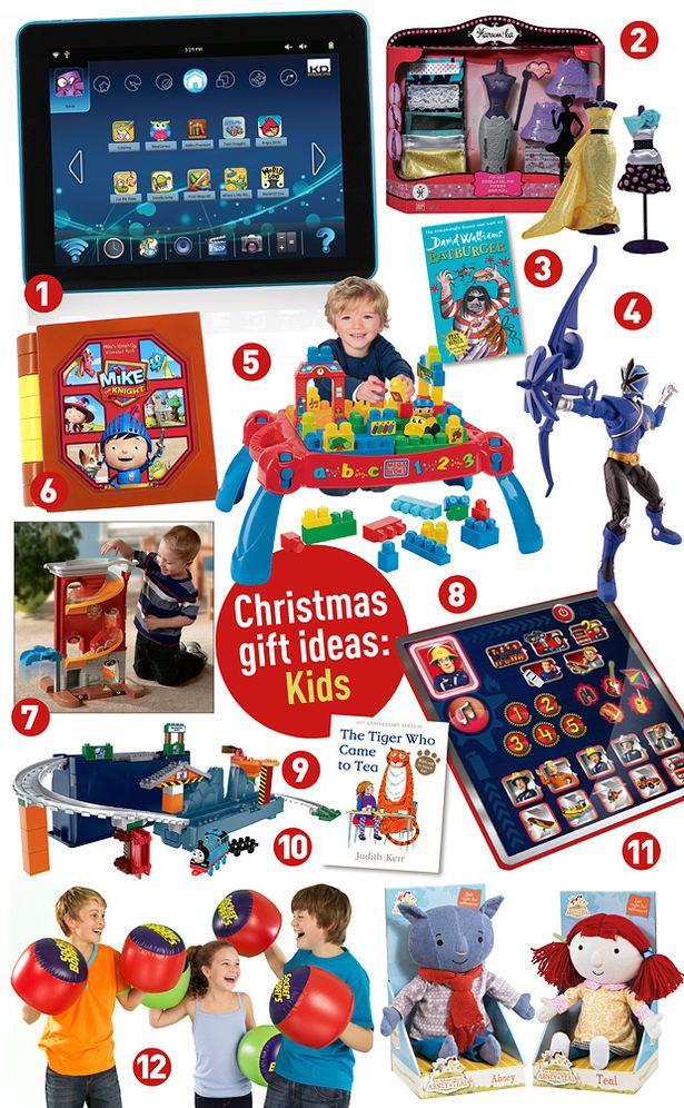 Gift Ideas For Children  Christmas t ideas for children Adele s top 12 Adele
