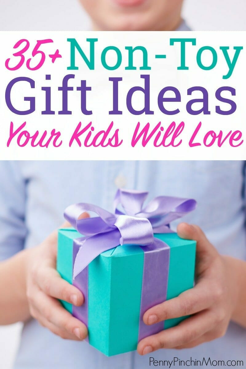 Gift Ideas For Children  Gift Ideas for Kids That Aren t Toys That They They ll Love