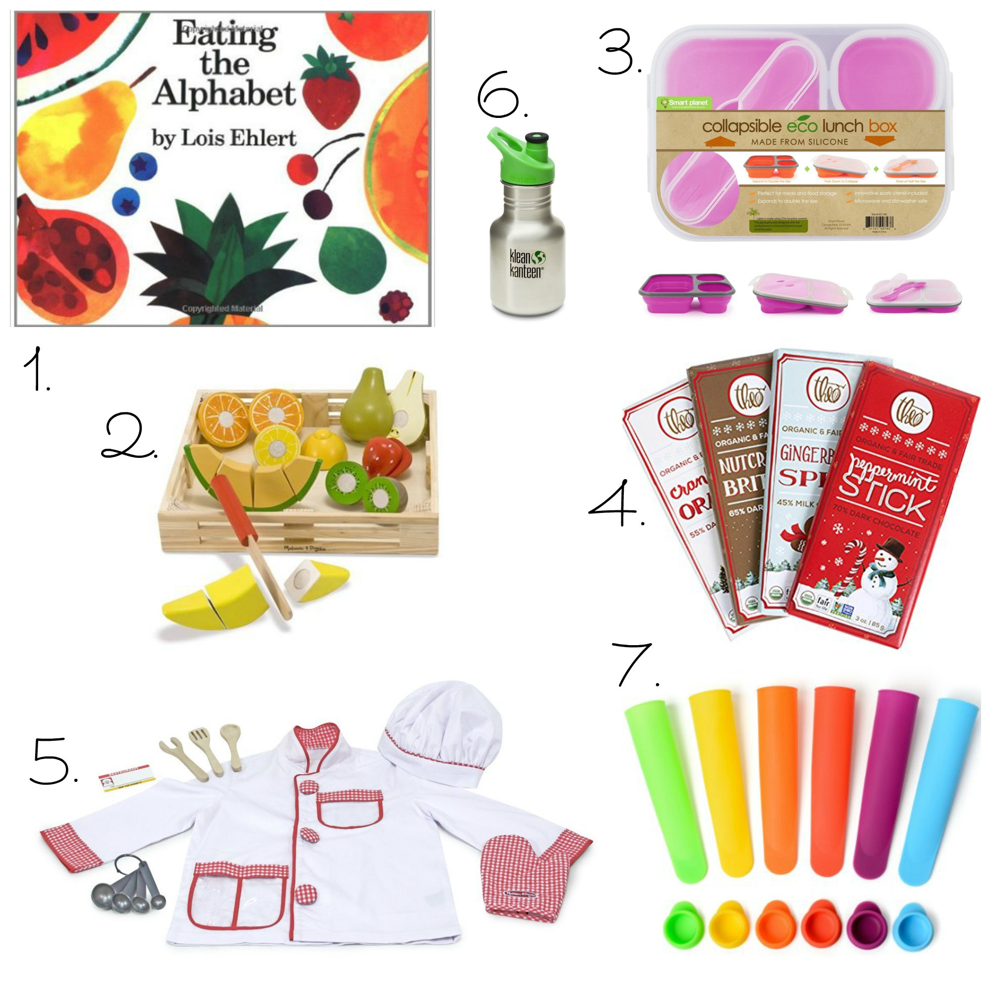 Gift Ideas For Children  Small Gift Guide Ideas for Her Him and Kids The
