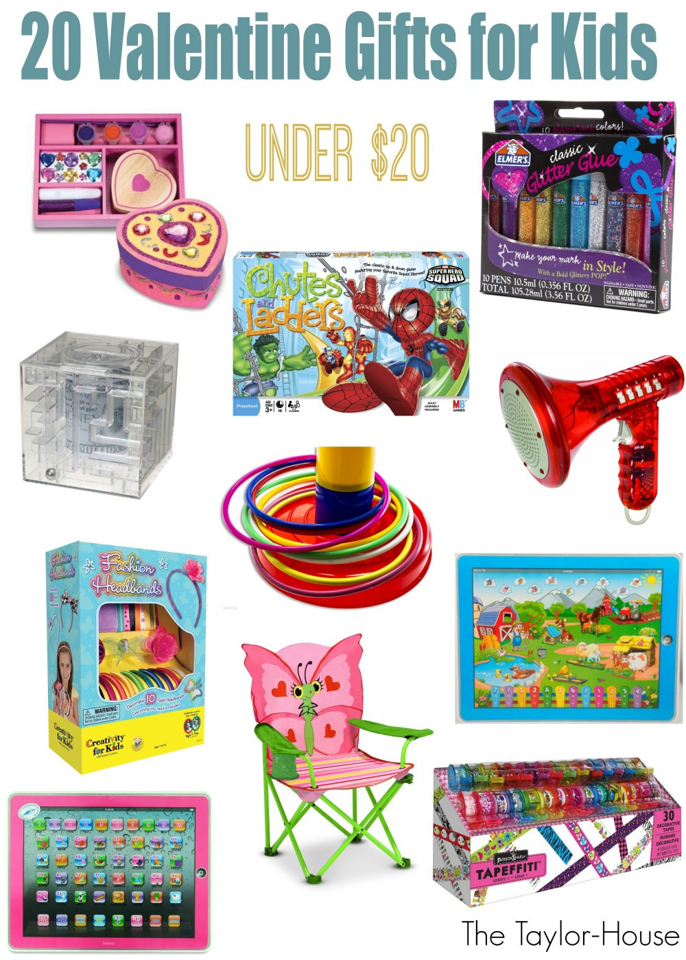 Gift Ideas For Children  Valentine Gift Ideas for Kids