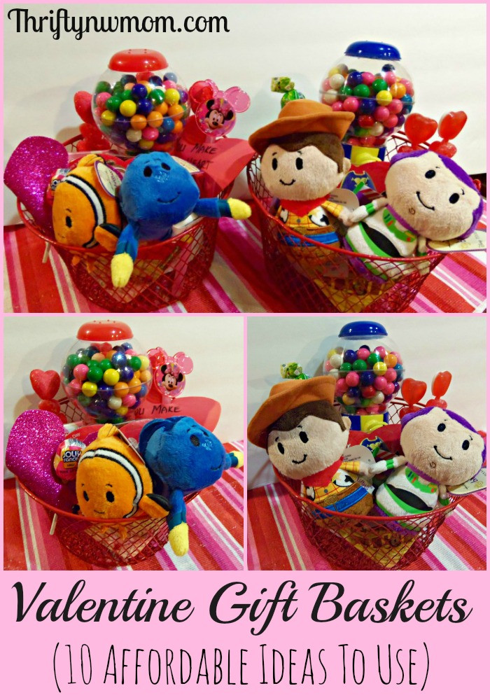 Gift Ideas For Children  Valentine Day Gift Baskets 10 Affordable Ideas For Kids