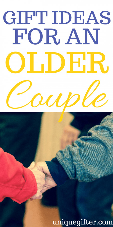 Gift Ideas For Older Couple Getting Married  20 Gift Ideas for an Older Couple Unique Gifter