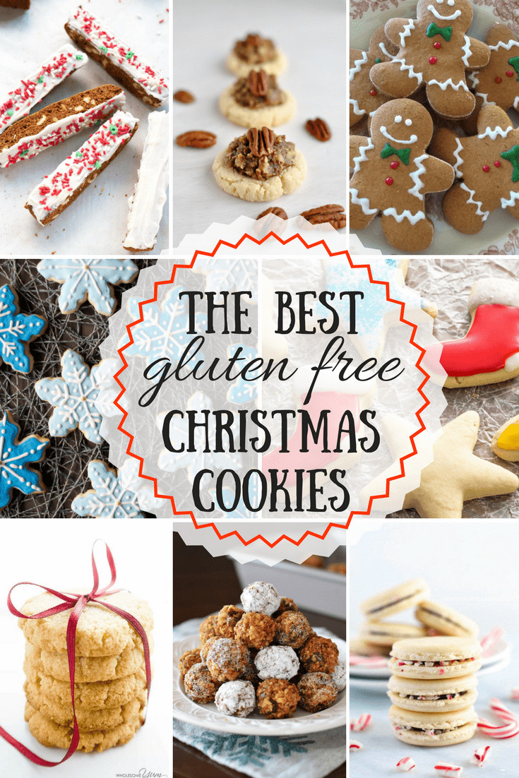 Gluten Free Holiday Cookie Recipes  The Best Gluten Free Christmas Cookie Recipes Life After