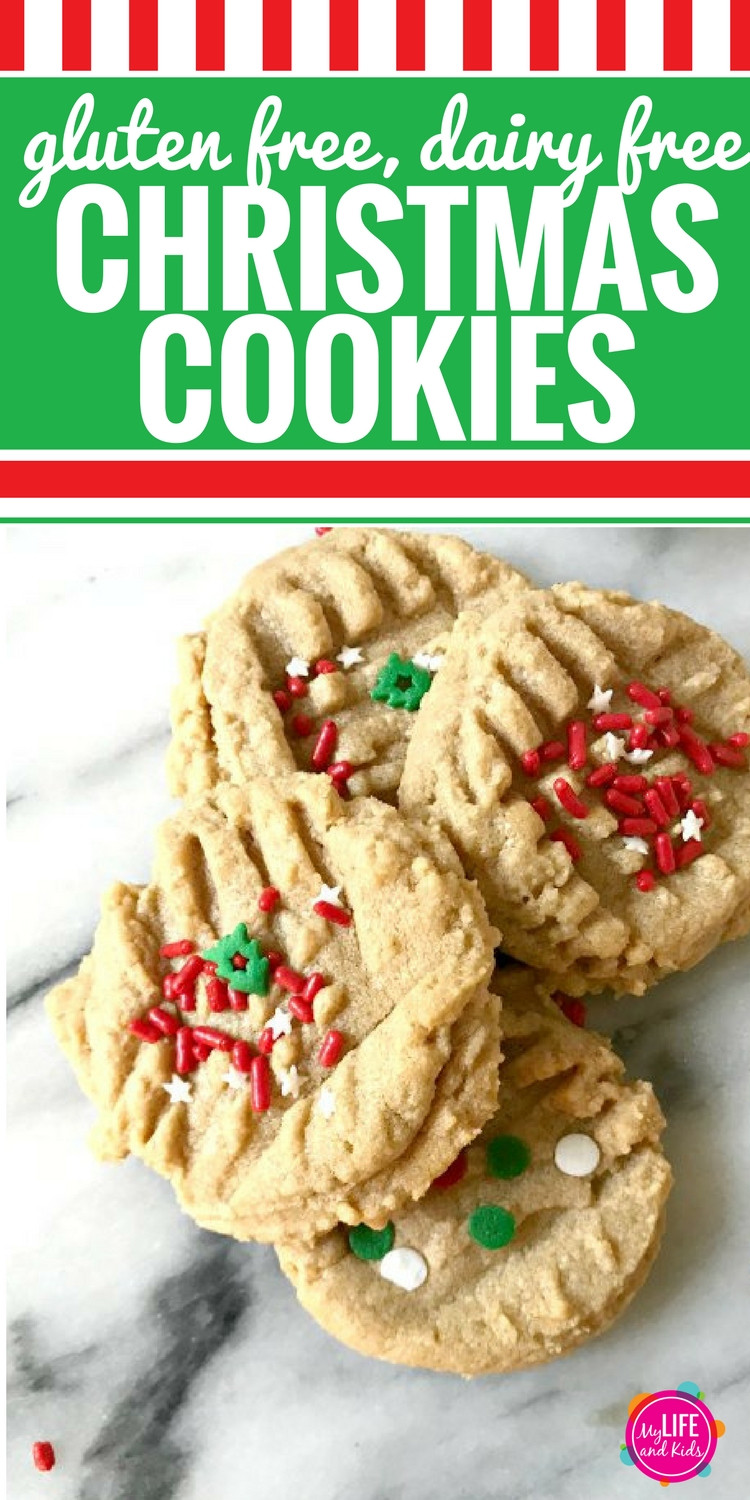 Gluten Free Holiday Cookie Recipes  Recipes My Life and Kids