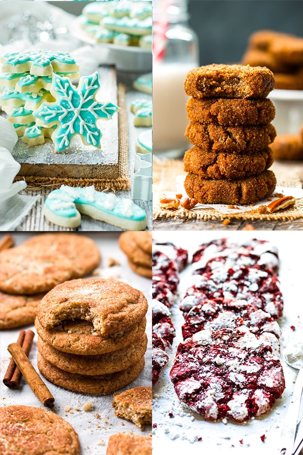 Gluten Free Holiday Cookie Recipes  12 Gluten Free Christmas Cookies Evolving Table