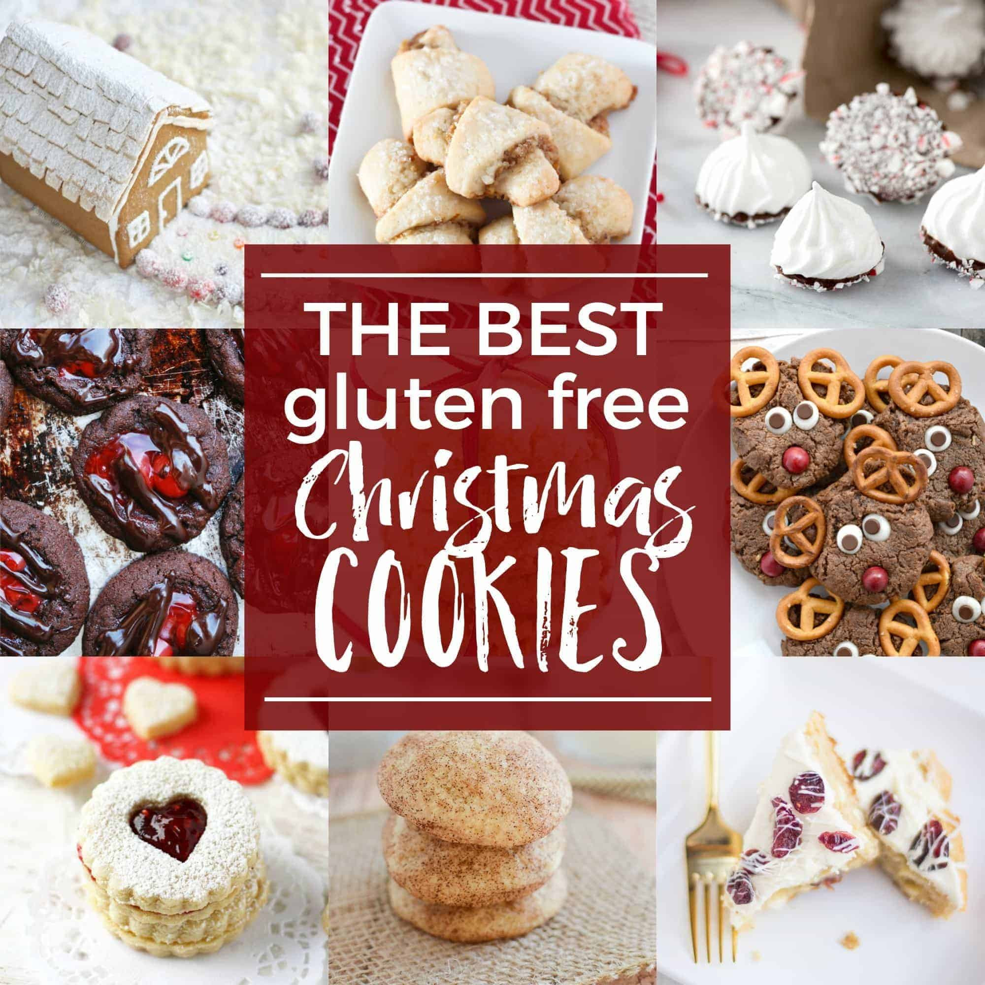 Gluten Free Holiday Cookie Recipes  Gluten Free Christmas Cookies What the Fork