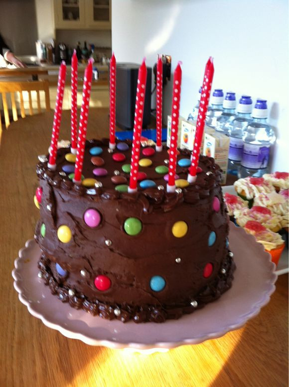 Good Birthday Cakes  Happy birthday A great birthday cake recipe Mail line