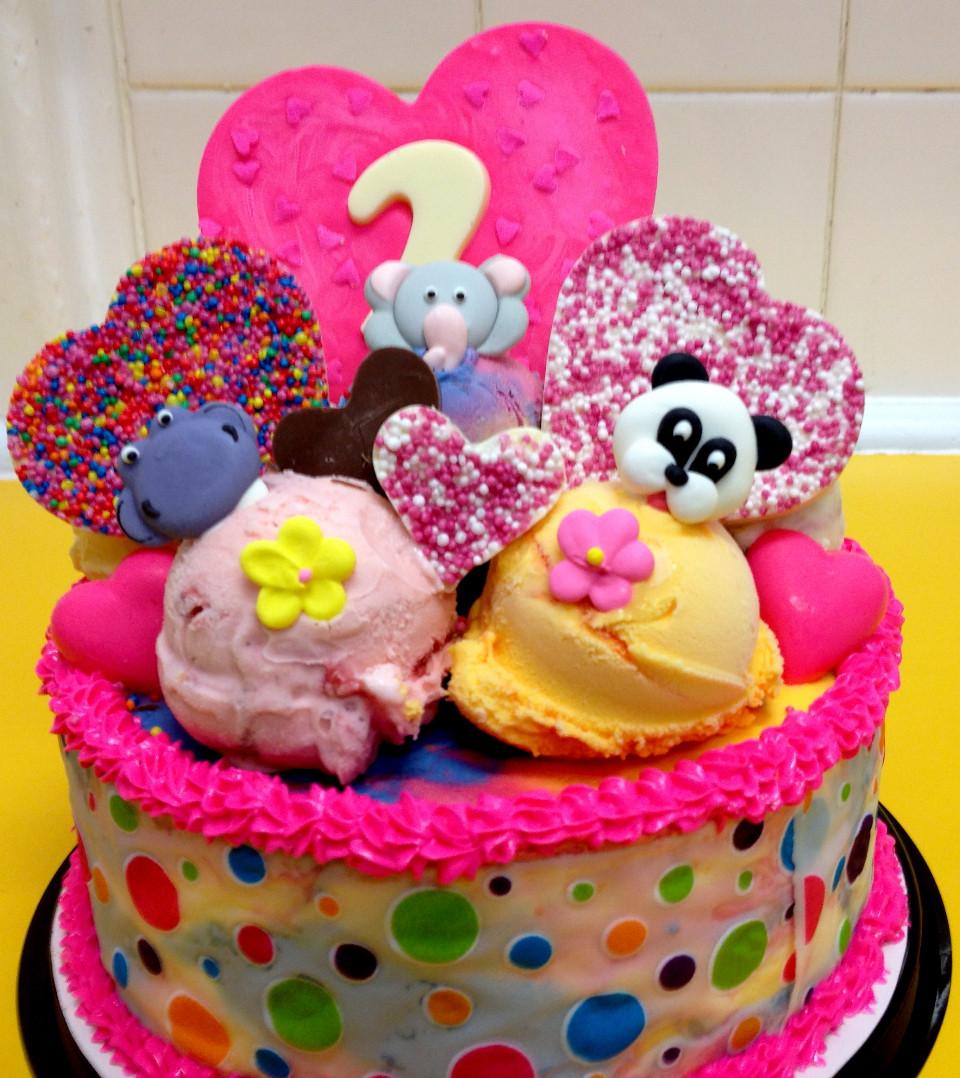 Good Birthday Cakes  Great Birthday Cakes at Yummo Ice Cream Melbourne