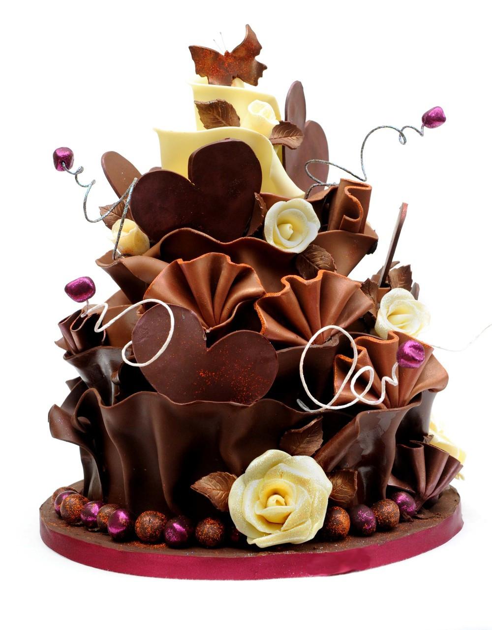 Good Birthday Cakes  Chocolate Birthday Cakes Happy Birthday Wishes