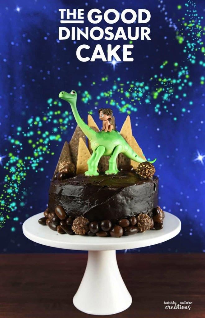 Good Birthday Cakes  9 of The Best Easy Dinosaur Cakes Kids Will Love