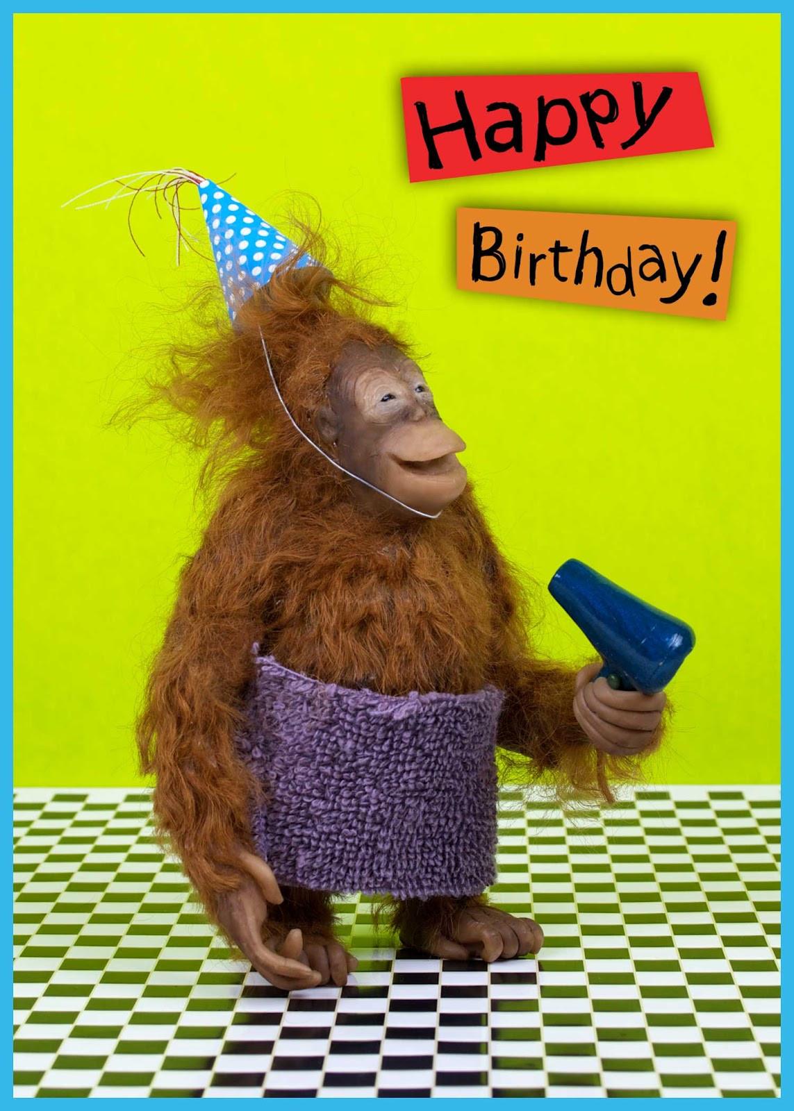 Goofy Birthday Wishes  Caroline Gray Work in Progress Kids' Birthday Cards